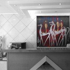 Solomou Hotel интерьер отеля