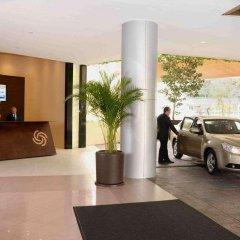 Отель Guadalajara Plaza Expo Business Class Мексика, Гвадалахара - отзывы, цены и фото номеров - забронировать отель Guadalajara Plaza Expo Business Class онлайн интерьер отеля фото 3