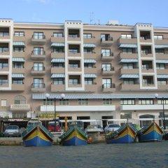 Отель Calypso Hotel Мальта, Зеббудж - отзывы, цены и фото номеров - забронировать отель Calypso Hotel онлайн пляж фото 2
