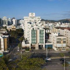 Отель Bourbon Vitoria Hotel (Residence) Бразилия, Витория - отзывы, цены и фото номеров - забронировать отель Bourbon Vitoria Hotel (Residence) онлайн фото 2
