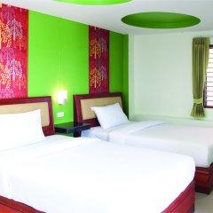 Отель Krabi Orchid Hometel Таиланд, Краби - отзывы, цены и фото номеров - забронировать отель Krabi Orchid Hometel онлайн комната для гостей фото 5