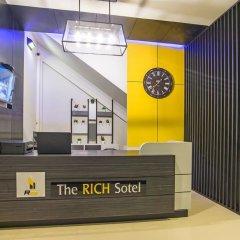 Отель The Rich Sotel интерьер отеля фото 2