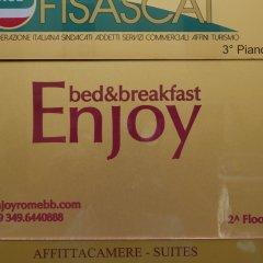 Отель Enjoy Bed And Breakfast спа