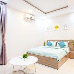 Отель TRIIP Orion 416 Apartment Вьетнам, Хошимин - отзывы, цены и фото номеров - забронировать отель TRIIP Orion 416 Apartment онлайн комната для гостей фото 4