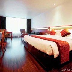 Bangkok Hotel Lotus Sukhumvit Бангкок комната для гостей фото 3