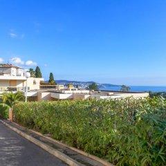 Отель Domaine Du Clairfontaine Франция, Ницца - отзывы, цены и фото номеров - забронировать отель Domaine Du Clairfontaine онлайн пляж