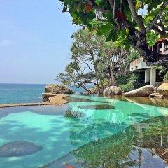 Отель Mom Tri's Villa Royale бассейн фото 3