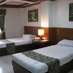 Отель Wregent Plaza Hotel Филиппины, Тагбиларан - отзывы, цены и фото номеров - забронировать отель Wregent Plaza Hotel онлайн комната для гостей фото 3