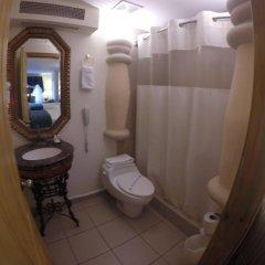 Отель Boutique Hotel La Cordillera Гондурас, Сан-Педро-Сула - отзывы, цены и фото номеров - забронировать отель Boutique Hotel La Cordillera онлайн ванная