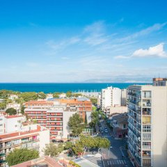 Hotel Torre Azul & Spa - Adults Only пляж