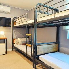 Отель Kimchee Dongdaemun Guesthouse Сеул комната для гостей фото 5