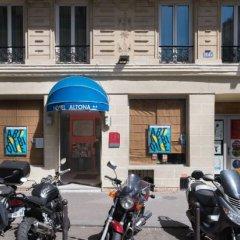 Отель Altona Франция, Париж - 5 отзывов об отеле, цены и фото номеров - забронировать отель Altona онлайн парковка