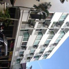 The Silk Hill Hotel вид на фасад фото 2