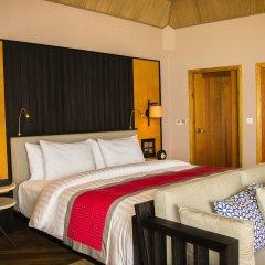Отель Meeru Island Resort & Spa Мальдивы, Остров Фуранафуши - 10 отзывов об отеле, цены и фото номеров - забронировать отель Meeru Island Resort & Spa онлайн комната для гостей фото 3
