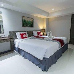 Отель ZEN Rooms Chinatown Bangkok комната для гостей фото 3