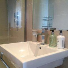 Отель 15 Glasgow Великобритания, Глазго - отзывы, цены и фото номеров - забронировать отель 15 Glasgow онлайн ванная фото 3