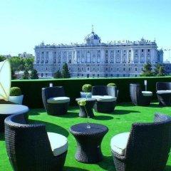 Отель Apartosuites Jardines de Sabatini спа фото 2