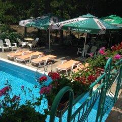 Отель Zora Болгария, Несебр - отзывы, цены и фото номеров - забронировать отель Zora онлайн бассейн фото 3