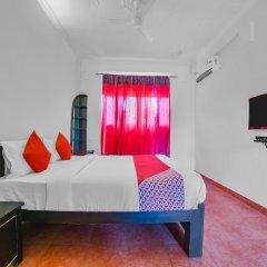 Отель OYO 22417 Pleasure Inn Гоа комната для гостей фото 5