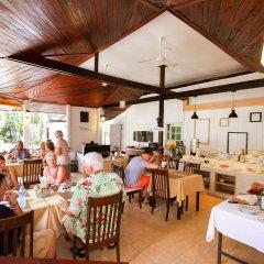 Отель Eden Bungalow Resort питание