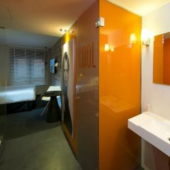 Отель Mirador de Chamartin Испания, Мадрид - отзывы, цены и фото номеров - забронировать отель Mirador de Chamartin онлайн ванная фото 2