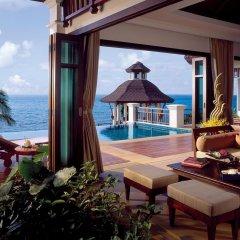 Отель Intercontinental Pattaya Resort Паттайя спа