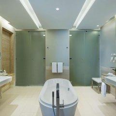 Отель Hilton Dead Sea Resort & Spa Иордания, Сваймех - 1 отзыв об отеле, цены и фото номеров - забронировать отель Hilton Dead Sea Resort & Spa онлайн ванная фото 2