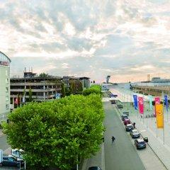 Отель Mövenpick Hotel Nürnberg Airport Германия, Нюрнберг - отзывы, цены и фото номеров - забронировать отель Mövenpick Hotel Nürnberg Airport онлайн приотельная территория