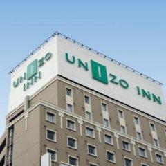 Отель UNIZO INN Tokyo Hatchobori фитнесс-зал