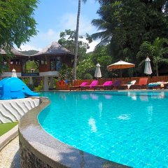 Отель Sairee Cottage Resort бассейн