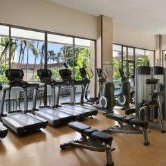Отель Sheraton Princess Kaiulani фитнесс-зал фото 2