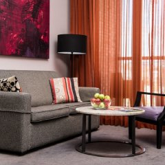 Adina Apartment Hotel Berlin CheckPoint Charlie 4* Апартаменты с двуспальной кроватью
