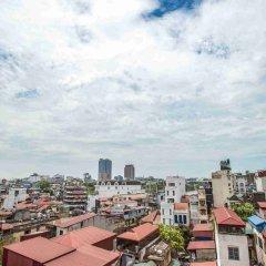 Отель Nexy Hostel Вьетнам, Ханой - отзывы, цены и фото номеров - забронировать отель Nexy Hostel онлайн балкон