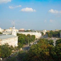 А-отель БРНО Воронеж балкон