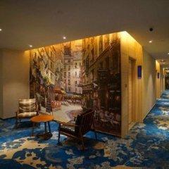Отель Ranz Hotel Китай, Шэньчжэнь - отзывы, цены и фото номеров - забронировать отель Ranz Hotel онлайн интерьер отеля фото 2