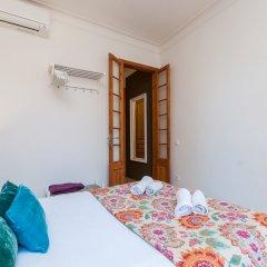Отель Sant Antoni Market Барселона сейф в номере
