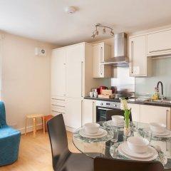 Апартаменты Bloomsbury - London Regent Apartments в номере