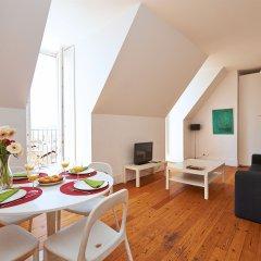 Апартаменты Portugal Ways Conde Barao Apartments комната для гостей фото 4