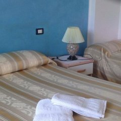Отель Bed and Breakfast Cirelli Скалея комната для гостей фото 5