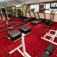 Hotel Grand Pacific фитнесс-зал фото 2