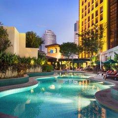 Отель Sheraton Imperial Kuala Lumpur Hotel Малайзия, Куала-Лумпур - 1 отзыв об отеле, цены и фото номеров - забронировать отель Sheraton Imperial Kuala Lumpur Hotel онлайн бассейн