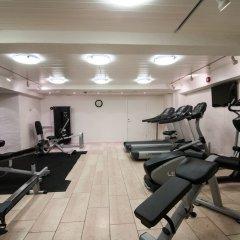 Отель Augustin Hotel Норвегия, Берген - 4 отзыва об отеле, цены и фото номеров - забронировать отель Augustin Hotel онлайн фитнесс-зал фото 4