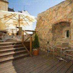 Hotel Rous Пльзень балкон