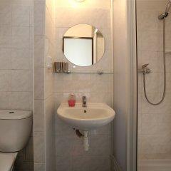 Euro Hostel Пльзень ванная
