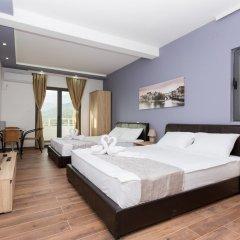 Отель Bevilacqua Apartments Черногория, Будва - отзывы, цены и фото номеров - забронировать отель Bevilacqua Apartments онлайн комната для гостей