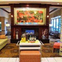 Отель Hilton Garden Inn Columbus/Polaris США, Колумбус - отзывы, цены и фото номеров - забронировать отель Hilton Garden Inn Columbus/Polaris онлайн интерьер отеля фото 2