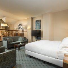 Отель Hilton Dresden комната для гостей фото 5