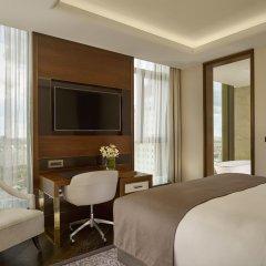 Гостиница The Ritz-Carlton, Astana Казахстан, Нур-Султан - 1 отзыв об отеле, цены и фото номеров - забронировать гостиницу The Ritz-Carlton, Astana онлайн комната для гостей фото 2