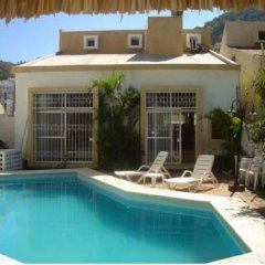 Отель Casa Costa Azul бассейн