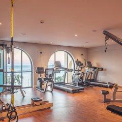Отель Corfu Village Сивота фитнесс-зал фото 2